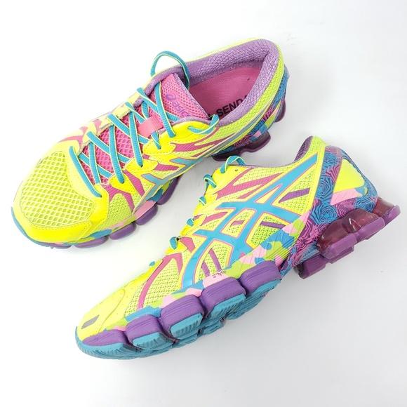 Asics Gel Sendai 3 Running Shoes T693N